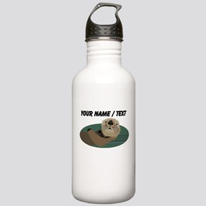 Custom Otter Water Bottle