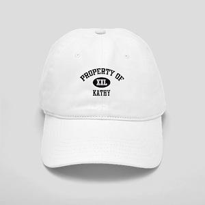 Property of Kathy Cap