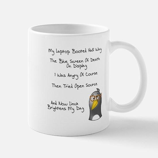 Linux Rescue Mug