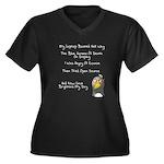 Linux Rescue Plus Size T-Shirt
