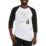 Linux Rescue Baseball Jersey