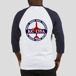 KC-135 Stratotanker Baseball Jersey
