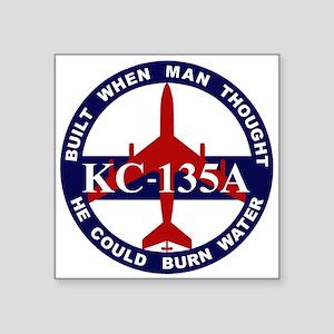 """KC-135 Stratotanker Square Sticker 3"""" x 3"""""""