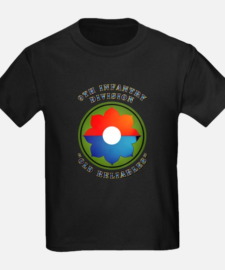 Army - SSI - 9th Infantry Division T