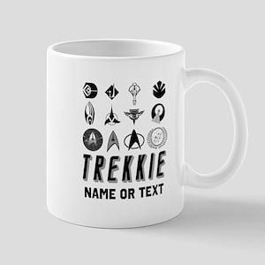 Star Trek Trekkie 11 oz Ceramic Mug