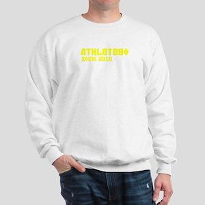 AthleteGo Sochi 2016 Sweatshirt