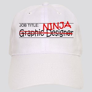 Job Ninja Graphic Designer Cap