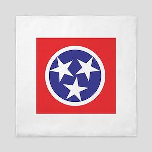 Tennessee Flag Queen Duvet