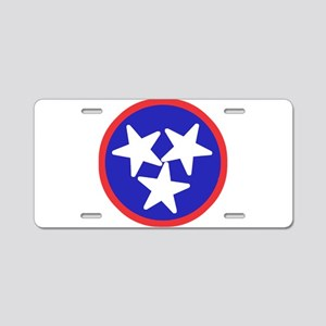 Tennessee American Aluminum License Plate
