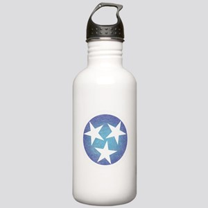 Cool Blue Tennessee Water Bottle