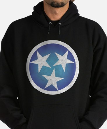 Cool Blue Tennessee Hoody
