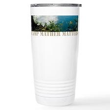 Birch Lake tan Travel Mug