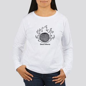 Women's Long Sleeve Disco Inferno T-Shirt
