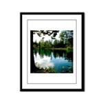 Camp Mather Nirvana Framed Panel Print