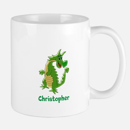 Dragon Just Add Name Small Mug