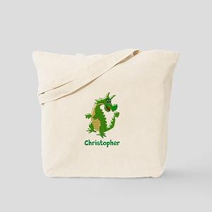 Dragon Just Add Name Tote Bag