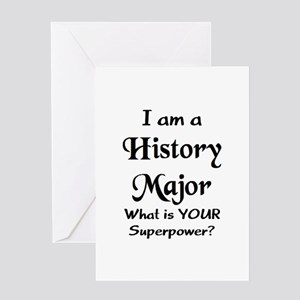 History major greeting cards cafepress history major2 greeting card m4hsunfo