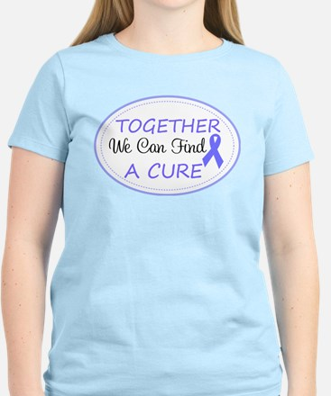 Periwinkle Awareness Ribbon Women's Light T-Shirt