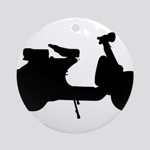 scooter10x10 Ornament (Round)