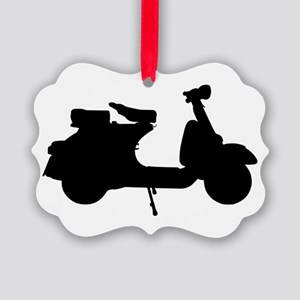 scooter10x10 Ornament