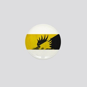 Ancap Porc Mini Button