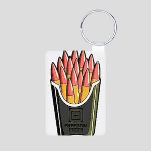 Freedom Fries Keychains