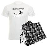Custom Swimming Pajamas