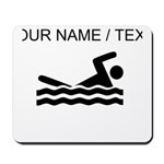 Custom Swimming Mousepad