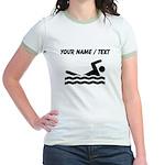 Custom Swimming T-Shirt