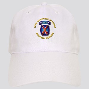 Emblem - 10th Mountain Division - SSI Cap