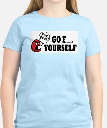 President - Go F Yourself T-Shirt