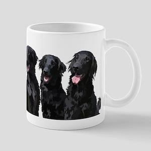 flatcoated retrievers Mug