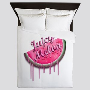 Juicy Watermelon Queen Duvet