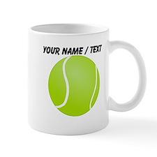 Custom Tennis Ball Mug