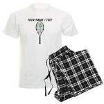 Custom Tennis Racket Pajamas