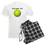 Custom Tennis Ball Pajamas