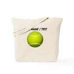 Custom Tennis Ball Tote Bag
