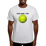 Custom Tennis Ball T-Shirt