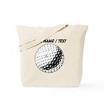 Custom Golf Ball Tote Bag
