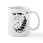 Custom Golf Ball Mug