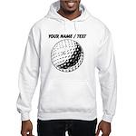 Custom Golf Ball Hoodie
