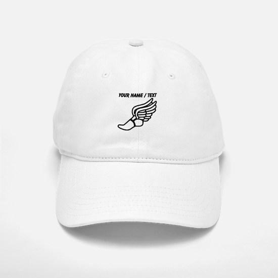 Custom Running Shoe With Wings Baseball Baseball Baseball Cap