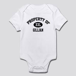 Property of Gillian Infant Bodysuit