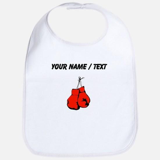 Custom Boxing Gloves Bib