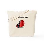 Custom Boxing Glove Tote Bag