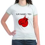 Custom Boxing Gloves T-Shirt