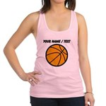 Custom Cartoon Basketball Racerback Tank Top