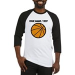 Custom Cartoon Basketball Baseball Jersey