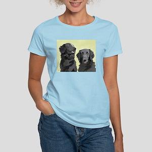 2 flatcoats T-Shirt