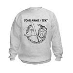 Custom Baseball Icon Sweatshirt